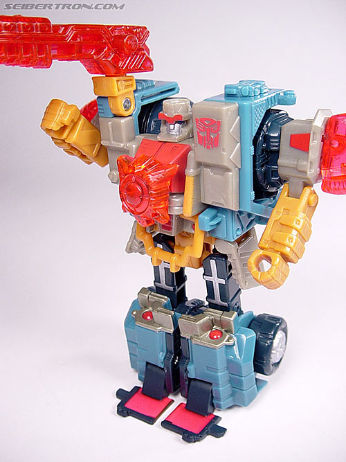 Transformers Energon Energon Strongarm (Image #25 of 39)