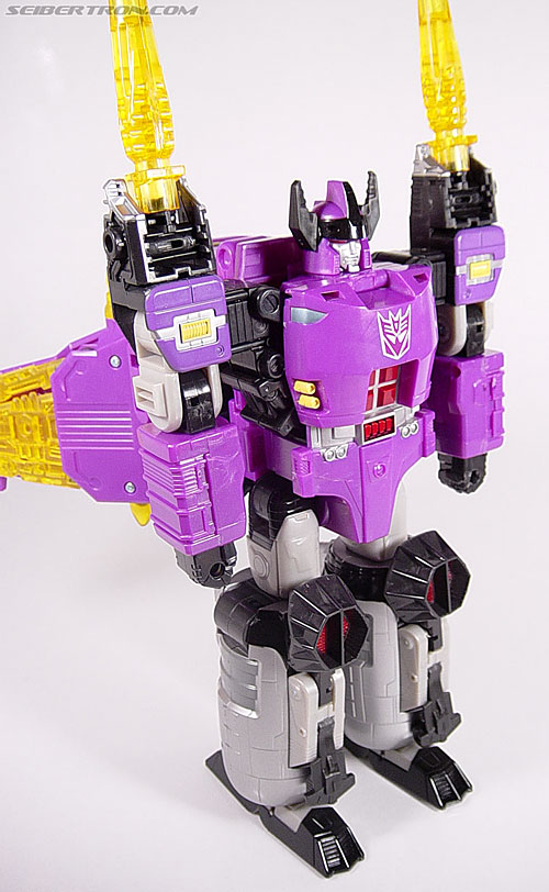 Transformers Energon Galvatron (Galvatron General) (Image #38 of 108)