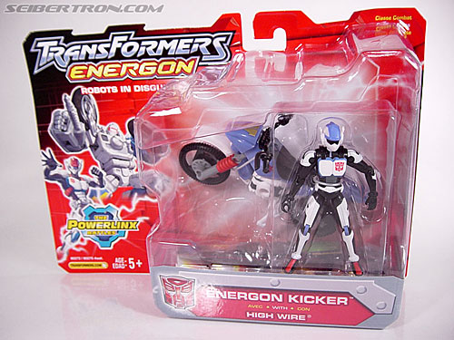 Transformers Energon Highwire (Image #1 of 58)