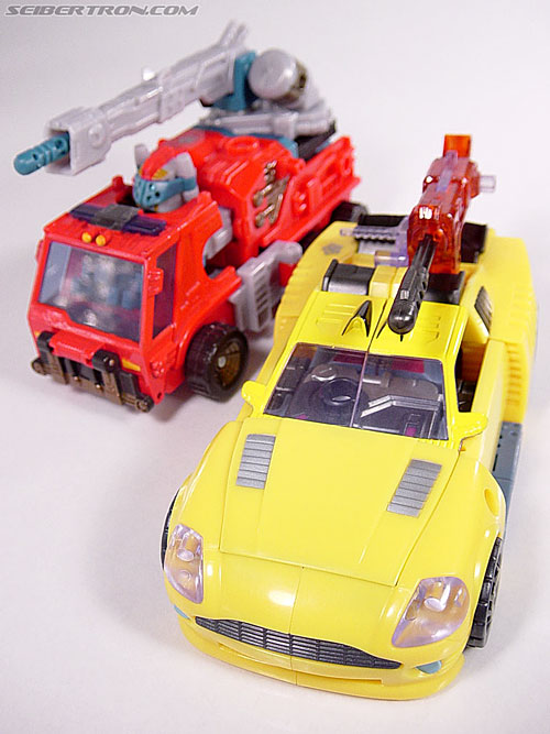 Transformers Energon Hot Shot (Image #30 of 96)
