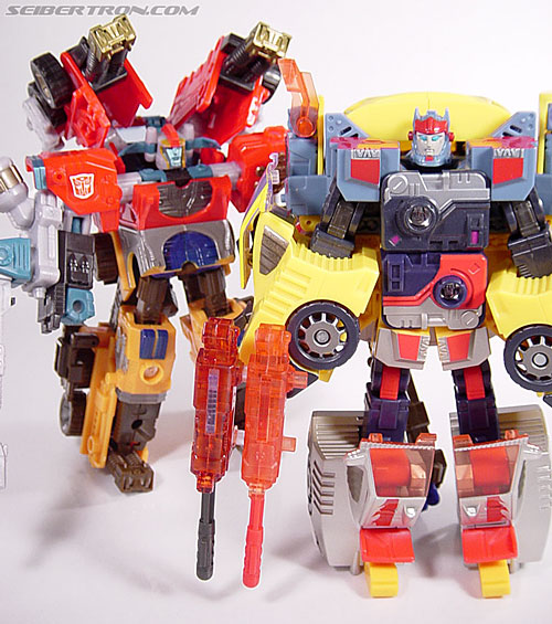 Transformers Energon Hot Shot (Image #95 of 96)