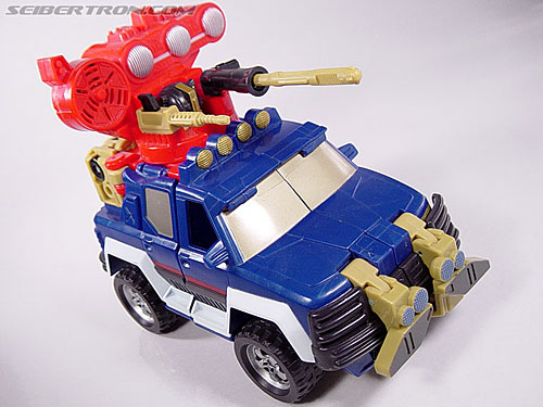 Transformers Energon Ironhide (Roadbuster) (Image #3 of 52)