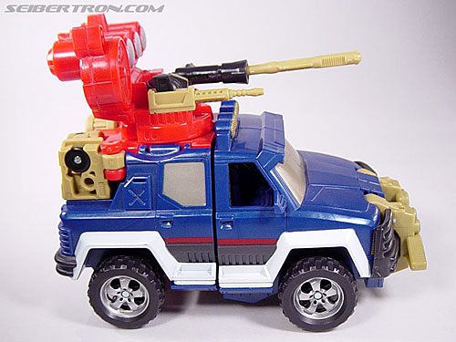Transformers Energon Ironhide (Roadbuster) (Image #4 of 52)