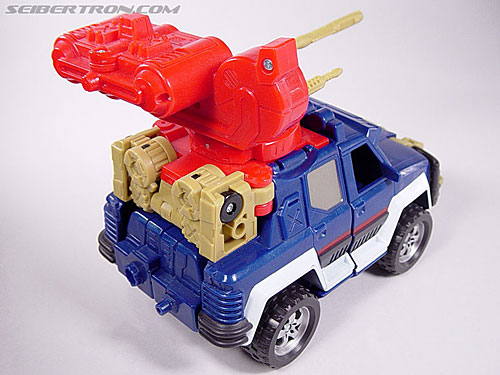 Transformers Energon Ironhide (Roadbuster) (Image #5 of 52)