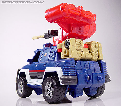 Transformers Energon Ironhide (Roadbuster) (Image #8 of 52)