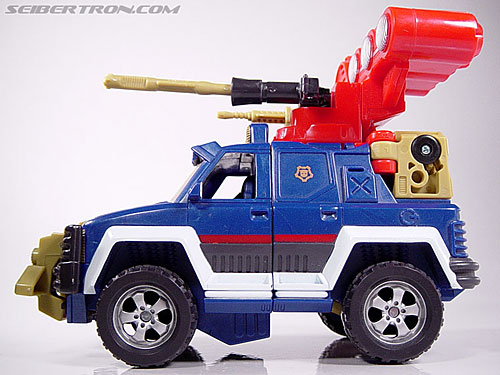 Transformers Energon Ironhide (Roadbuster) (Image #9 of 52)