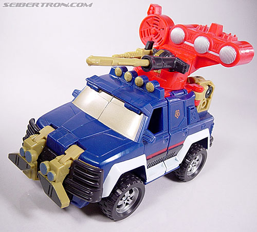 Transformers Energon Ironhide (Roadbuster) (Image #10 of 52)