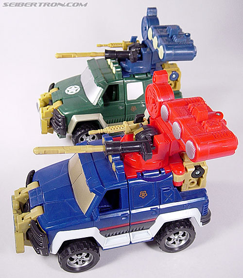 Transformers Energon Ironhide (Roadbuster) (Image #16 of 52)