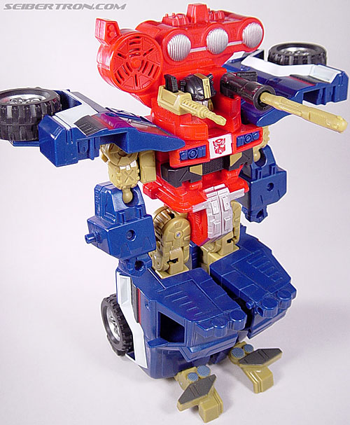 Transformers Energon Ironhide (Roadbuster) (Image #21 of 52)