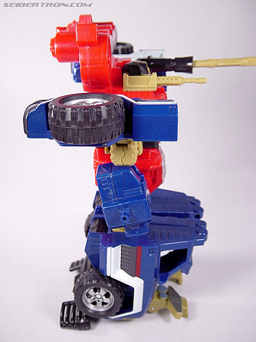Transformers Energon Ironhide (Roadbuster) (Image #23 of 52)