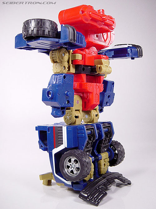 Transformers Energon Ironhide (Roadbuster) (Image #26 of 52)