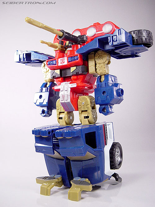 Transformers Energon Ironhide (Roadbuster) (Image #28 of 52)
