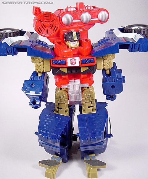 Transformers Energon Ironhide (Roadbuster) (Image #30 of 52)