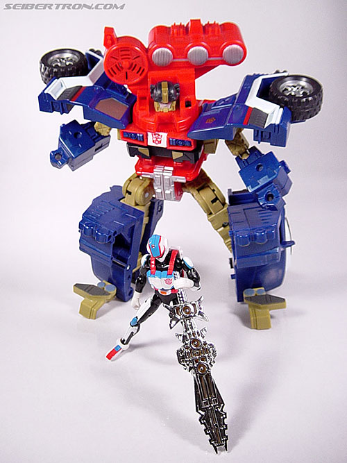 Transformers Energon Ironhide (Roadbuster) (Image #32 of 52)