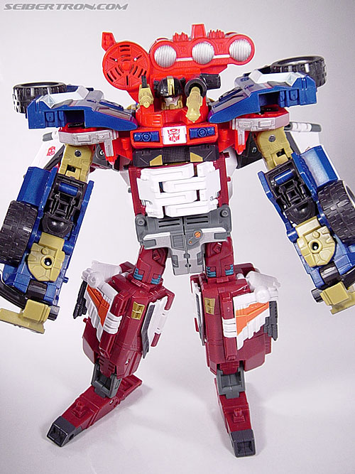 Transformers Energon Ironhide (Roadbuster) (Image #34 of 52)