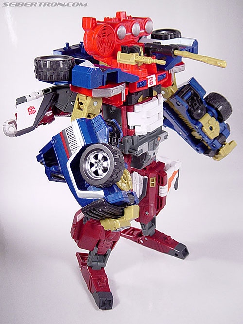 Transformers Energon Ironhide (Roadbuster) (Image #35 of 52)