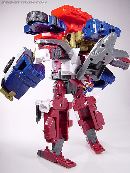 Transformers Energon Ironhide (Roadbuster) (Image #39 of 52)