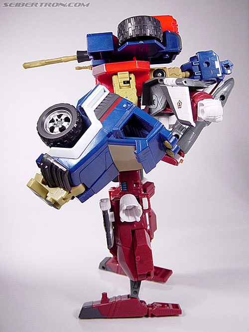 Transformers Energon Ironhide (Roadbuster) (Image #40 of 52)