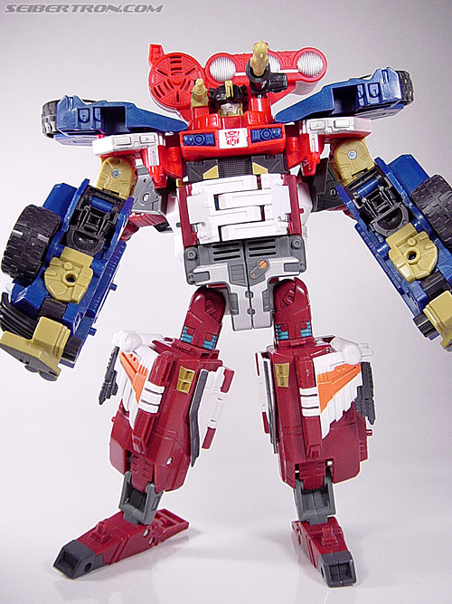 Transformers Energon Ironhide (Roadbuster) (Image #42 of 52)