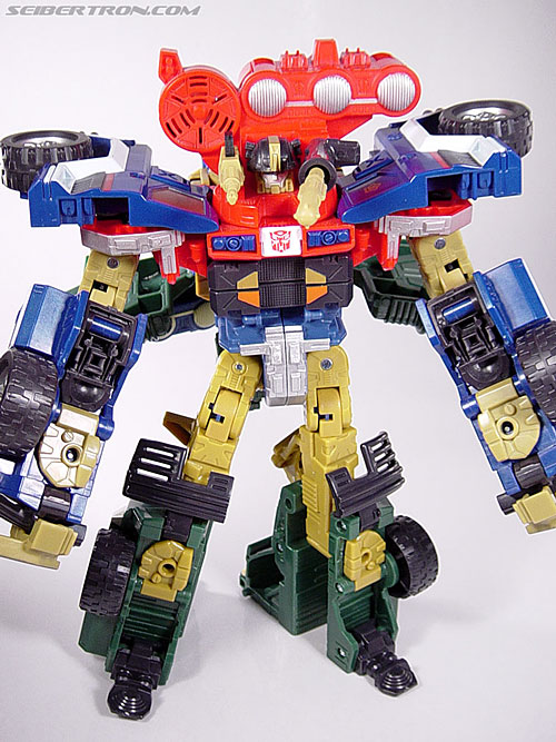 Transformers Energon Ironhide (Roadbuster) (Image #45 of 52)