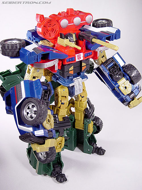 Transformers Energon Ironhide (Roadbuster) (Image #46 of 52)