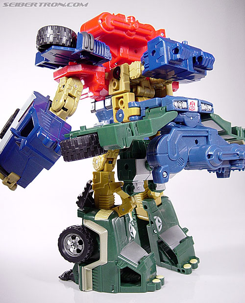 Transformers Energon Ironhide (Roadbuster) (Image #50 of 52)