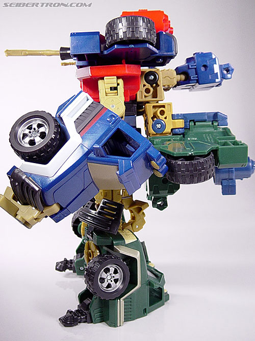 Transformers Energon Ironhide (Roadbuster) (Image #51 of 52)