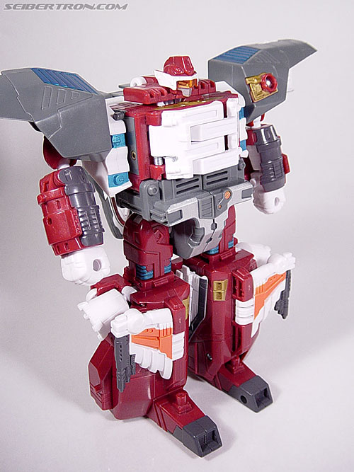 Transformers Energon Jetfire (Skyfire) (Image #22 of 51)
