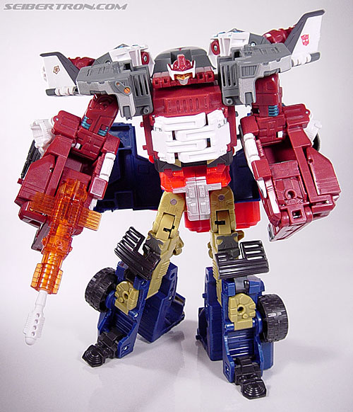 Transformers Energon Jetfire (Skyfire) (Image #40 of 51)