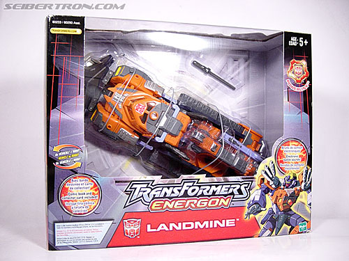 Transformers Energon Landmine (Image #1 of 54)