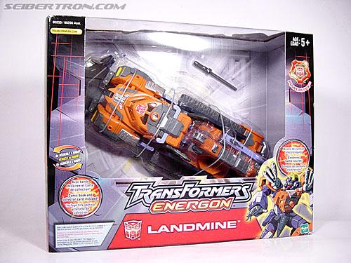 Transformers Energon Landmine (Image #1 of 54)