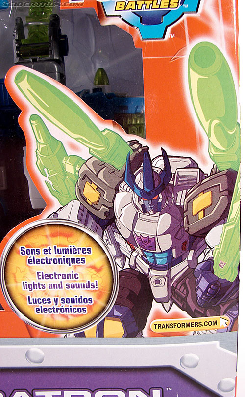 Transformers Energon Megatron (Galvatron) (Image #4 of 110)