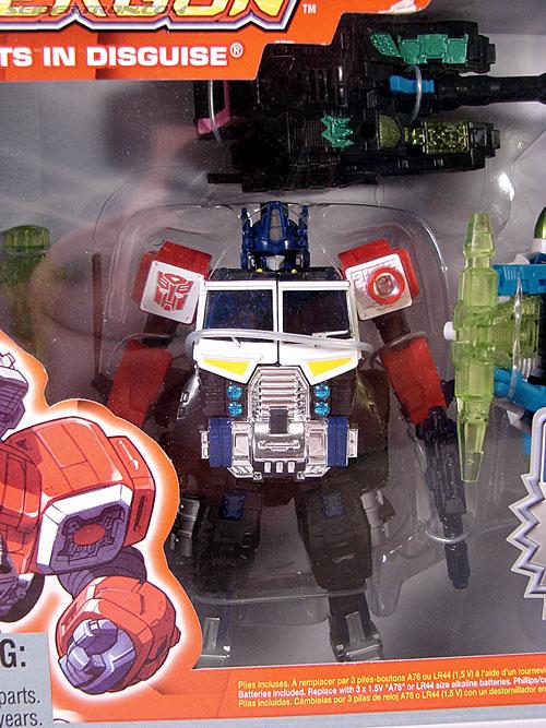 Transformers Energon Megatron (Galvatron) (Image #8 of 110)