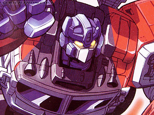 Transformers Energon Megatron (Galvatron) (Image #10 of 110)