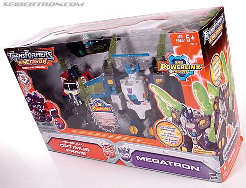 Transformers Energon Megatron (Galvatron) (Image #27 of 110)