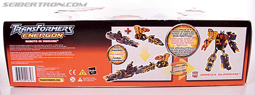Transformers Energon Megatron (Galvatron) (Image #29 of 110)