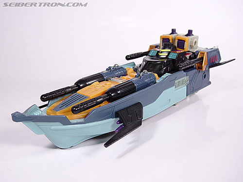 Transformers Energon Mirage (Shock Fleet) (Image #1 of 62)