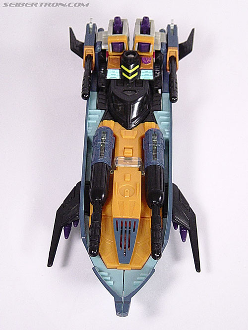 Transformers Energon Mirage (Shock Fleet) (Image #5 of 62)