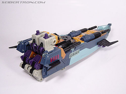 Transformers Energon Mirage (Shock Fleet) (Image #9 of 62)