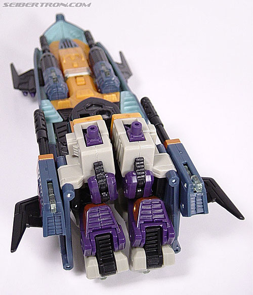 Transformers Energon Mirage (Shock Fleet) (Image #10 of 62)