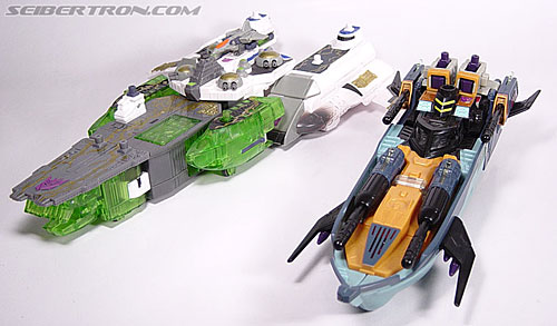 Transformers Energon Mirage (Shock Fleet) (Image #14 of 62)