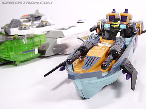 Transformers Energon Mirage (Shock Fleet) (Image #15 of 62)