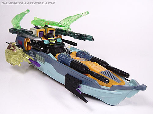 Transformers Energon Mirage (Shock Fleet) (Image #20 of 62)
