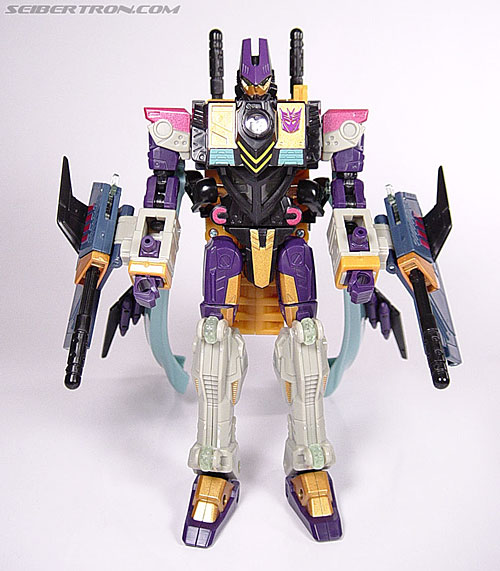 Transformers Energon Mirage (Shock Fleet) (Image #29 of 62)