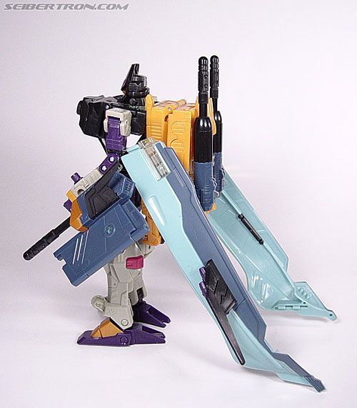 Transformers Energon Mirage (Shock Fleet) (Image #36 of 62)