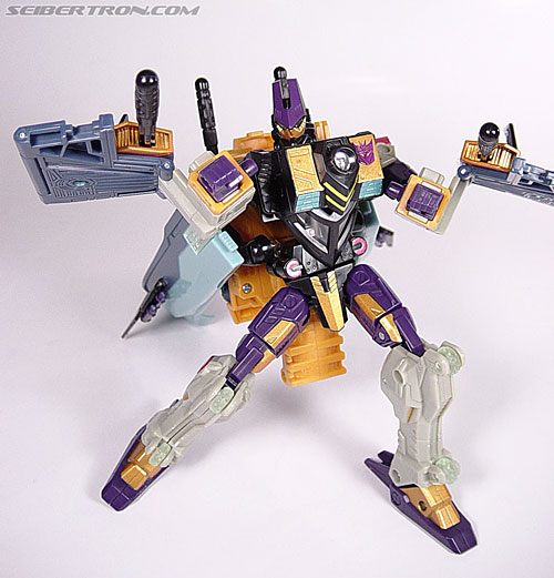 Transformers Energon Mirage (Shock Fleet) (Image #45 of 62)