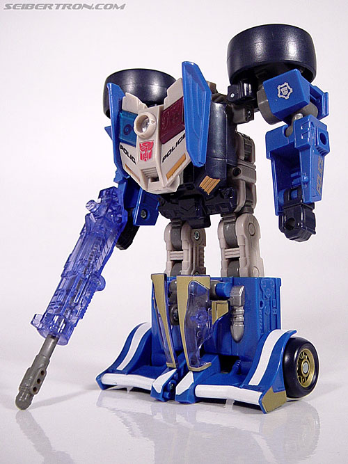 Transformers Energon Prowl (Red Alert) (Image #32 of 73)