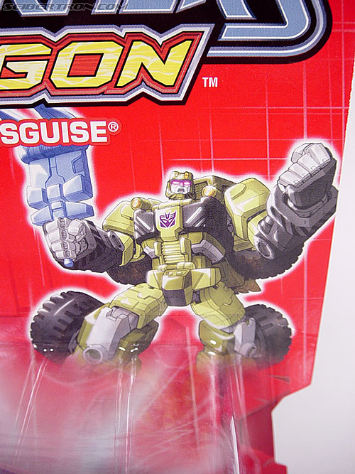 Transformers Energon Sledge (Scrapper) (Image #2 of 54)