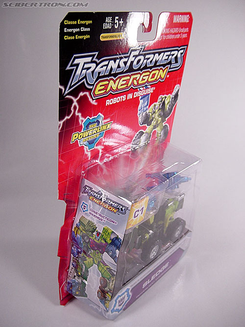 Transformers Energon Sledge (Scrapper) (Image #5 of 54)