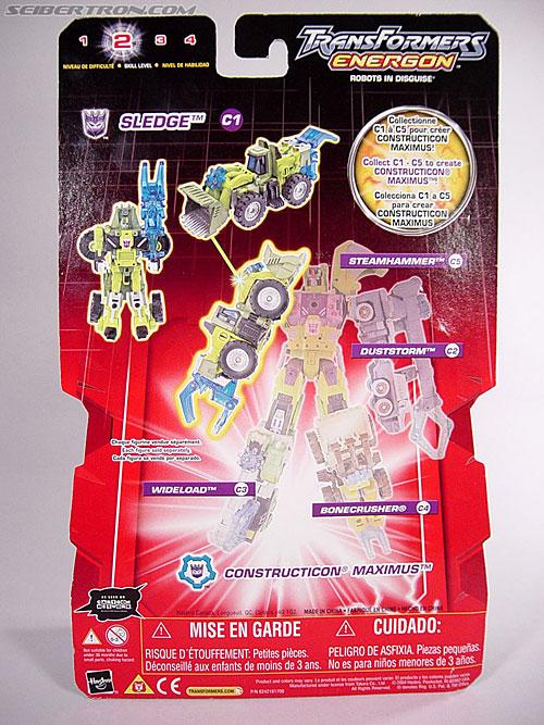 Transformers Energon Sledge (Scrapper) (Image #6 of 54)